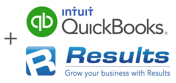 Quickbooks and Results Logo